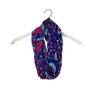 Primary Photo - BRAND: LILLY PULITZER STYLE: SCARF COLOR: BLUE SKU: 208-208158-838