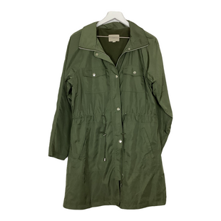 Primary Photo - BRAND: ANN TAYLOR LOFT O STYLE: JACKET OUTDOOR COLOR: GREEN SIZE: M SKU: 208-208165-128