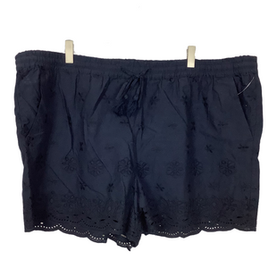 Primary Photo - BRAND: LOFT STYLE: SHORTS COLOR: NAVY SIZE: XXL SKU: 208-208162-1948