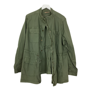 Primary Photo - BRAND:    CLOTHES MENTOR STYLE: JACKET OUTDOOR COLOR: OLIVE SIZE: 3X OTHER INFO: EVRI - SKU: 208-208113-33179