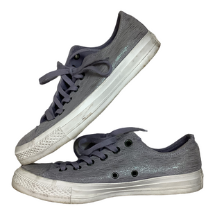 Primary Photo - BRAND: CONVERSE STYLE: SHOES ATHLETIC COLOR: PURPLE SIZE: 8.5 SKU: 208-208162-1836