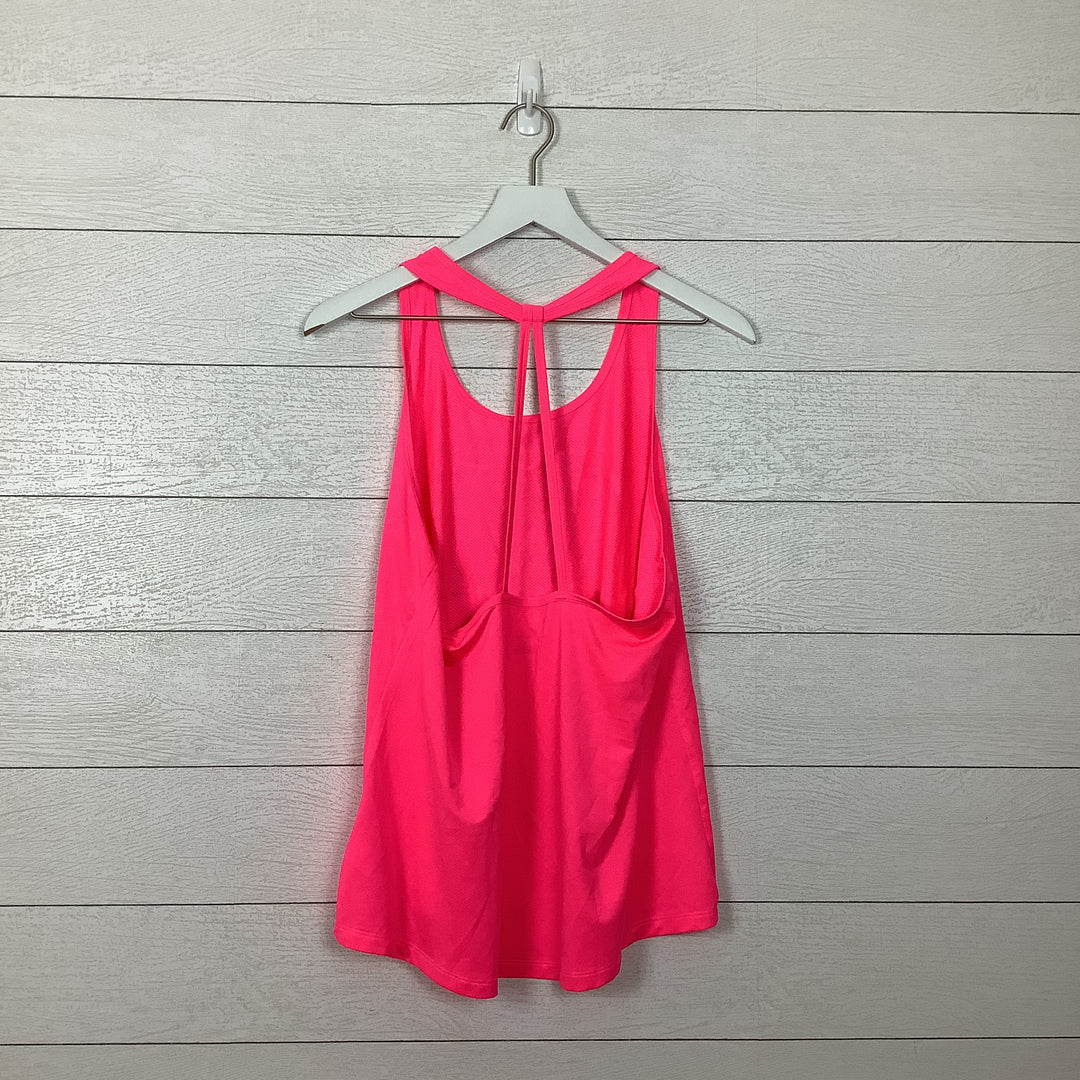 Photo #1 - BRAND: OLD NAVY <BR>STYLE: ATHLETIC TANK TOP <BR>COLOR: HOT PINK <BR>SIZE: L <BR>SKU: 208-208131-25232