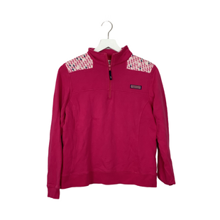 Primary Photo - BRAND: VINEYARD VINES STYLE: SWEATER LIGHTWEIGHT COLOR: HOT PINK SIZE: S SKU: 208-208114-44040AS IS