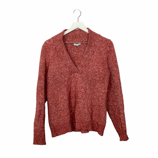 Primary Photo - BRAND: CROFT AND BARROW STYLE: SWEATER LIGHTWEIGHT COLOR: RED SIZE: M SKU: 208-208114-40117