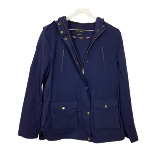 Primary Photo - BRAND:  CME STYLE: JACKET OUTDOOR COLOR: NAVY SIZE: L OTHER INFO: EDEN SOCIETY - SKU: 208-208162-1536