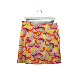 Primary Photo - BRAND: LILLY PULITZER STYLE: SKIRT COLOR: ORANGEPINK SIZE: 4 SKU: 208-208113-33945