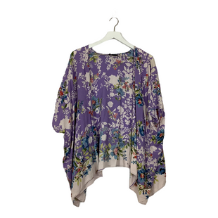 Primary Photo - BRAND: ANGIE STYLE: SWEATER CARDIGAN LIGHTWEIGHT COLOR: PURPLE SIZE: S SKU: 208-20831-70966