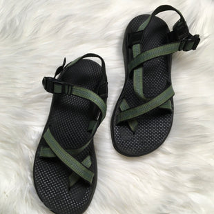 Primary Photo - BRAND: CHACOS STYLE: SANDALS LOW COLOR: GREEN SIZE: 9 OTHER INFO: AS IS - WEAR SKU: 208-208114-35587