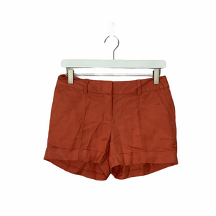 Primary Photo - BRAND: ANN TAYLOR LOFT O STYLE: SHORTS COLOR: ORANGE SIZE: 0 SKU: 208-208142-5905