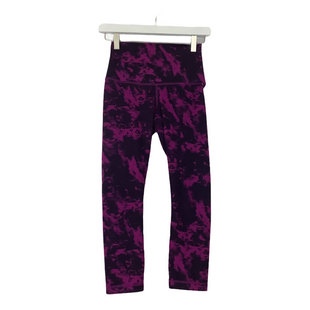 Primary Photo - BRAND: LULULEMON STYLE: ATHLETIC CAPRIS COLOR: PURPLE SIZE: 4 SKU: 208-208163-1076