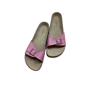 Primary Photo - BRAND: COVINGTON STYLE: SANDALS FLAT COLOR: PINK SIZE: 11 SKU: 208-20831-70883