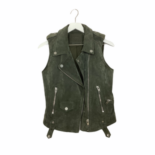 Primary Photo - BRAND: BLANKNYC STYLE: VEST COLOR: GREEN SIZE: S SKU: 208-20831-70249