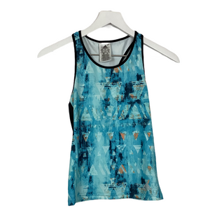 Primary Photo - BRAND: ADIDAS STYLE: ATHLETIC TANK TOP COLOR: BLUE SIZE: S SKU: 208-208142-10026
