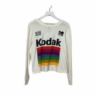 Primary Photo - BRAND:    KODAKSTYLE: TOP LONG SLEEVE COLOR: WHITE SIZE: L SKU: 208-208162-2132