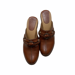 Primary Photo - BRAND: FRYE STYLE: SHOES DESIGNER COLOR: BROWN SIZE: 8.5 SKU: 208-208142-10507