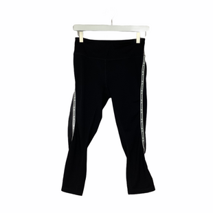 Primary Photo - BRAND: REEBOK STYLE: ATHLETIC CAPRIS COLOR: BLACK SIZE: S OTHER INFO: AS IS SKU: 208-208131-20609