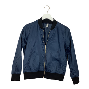 Primary Photo - BRAND: AMERICAN APPAREL STYLE: JACKET OUTDOOR COLOR: BLUE SIZE: S SKU: 208-208131-24876