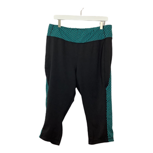 Primary Photo - BRAND: BE INSPIRED STYLE: ATHLETIC CAPRIS COLOR: BLACK SIZE: 1X SKU: 208-208113-32900