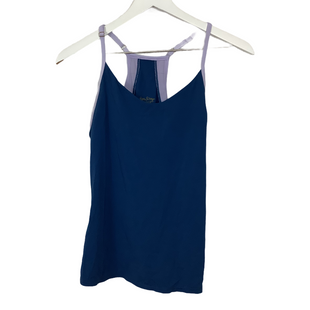 Primary Photo - BRAND: LILLY PULITZER STYLE: ATHLETIC TANK TOP COLOR: BLUE SIZE: S OTHER INFO: AS IS SKU: 208-208142-12564