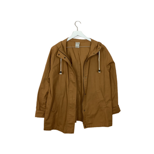 Primary Photo - BRAND: NORTHFACE STYLE: JACKET OUTDOOR COLOR: TAN SIZE: L SKU: 208-208131-24043
