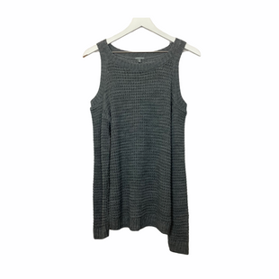 Primary Photo - BRAND: CHARLOTTE RUSSE STYLE: SWEATER LIGHTWEIGHT COLOR: GREY SIZE: S SKU: 208-208114-40137