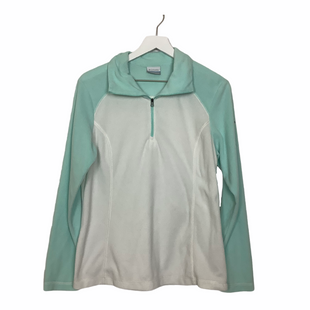 Primary Photo - BRAND: COLUMBIA STYLE: FLEECE COLOR: MINT SIZE: L SKU: 208-208144-922