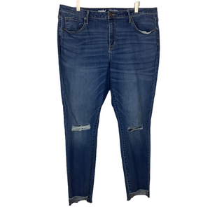 Primary Photo - BRAND: MOSSIMO STYLE: JEANS COLOR: DENIM SIZE: 18 SKU: 208-208163-1259