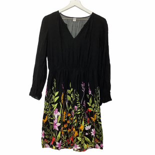 Primary Photo - BRAND: OLD NAVY STYLE: DRESS SHORT LONG SLEEVE COLOR: BLACK SIZE: S SKU: 208-208163-1