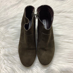 Primary Photo - BRAND: STEVE MADDEN STYLE: BOOTS ANKLE COLOR: GREEN SIZE: 8.5 OTHER INFO: AS IS SKU: 208-208113-27920