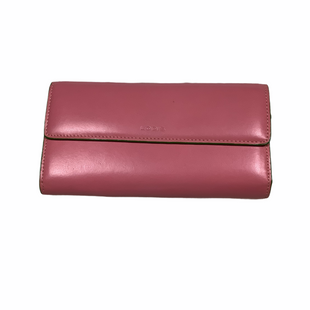Primary Photo - BRAND: LODIS STYLE: WALLET COLOR: PINKGREEN SIZE: MEDIUM SKU: 208-208142-11418