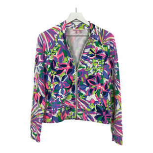 Primary Photo - BRAND: LILLY PULITZER STYLE: ATHLETIC JACKET COLOR: MULTI SIZE: XS SKU: 208-208114-44643