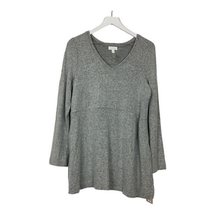 Primary Photo - BRAND: A GLOW STYLE: MATERNITY TOP LONG SLEEVE COLOR: GREY SIZE: L SKU: 208-208162-1579