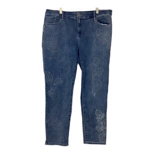 Primary Photo - BRAND: CHICOS STYLE: JEANS COLOR: DENIM SIZE: 16 SKU: 208-208114-41899