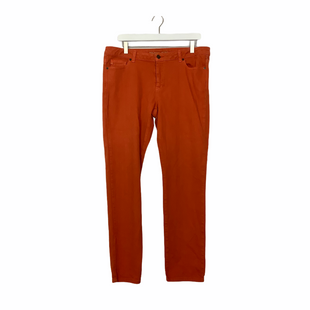 Primary Photo - BRAND: MICHAEL BY MICHAEL KORS STYLE: PANTS COLOR: ORANGE SIZE: 12 SKU: 208-208114-40129