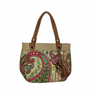Primary Photo - BRAND: SPARTINA STYLE: HANDBAG DESIGNER COLOR: PINK SIZE: SMALL OTHER INFO: AS IS SKU: 208-208131-22415