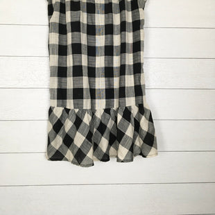 Primary Photo - BRAND: TRUE CRAFT STYLE: DRESS SHORT SLEEVELESS COLOR: CHECKED SIZE: L SKU: 208-208131-15623AS IS