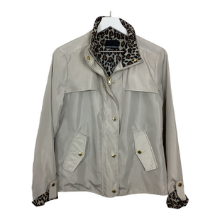 Primary Photo - BRAND: CYNTHIA ROWLEY STYLE: JACKET OUTDOOR COLOR: GREY SIZE: S SKU: 208-20831-72006