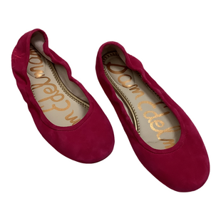Primary Photo - BRAND: SAM EDELMAN STYLE: SHOES FLATS COLOR: HOT PINK SIZE: 8 SKU: 208-208131-25614
