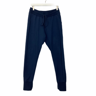 Primary Photo - BRAND: FREE PEOPLE STYLE: ATHLETIC PANTS COLOR: BLUE SIZE: L OTHER INFO: AS IS-WEAR SKU: 208-208131-22122