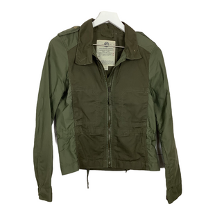Primary Photo - BRAND: LUCKY BRAND STYLE: JACKET OUTDOOR COLOR: GREEN SIZE: S SKU: 208-20831-71376