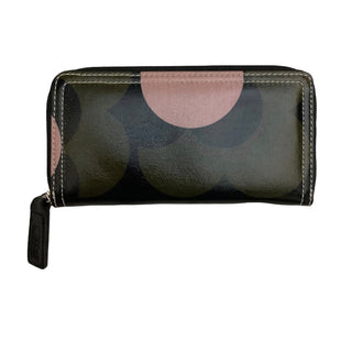 Primary Photo - BRAND: ORLA KIELY STYLE: WALLET COLOR: PINKGREEN SIZE: MEDIUM SKU: 208-208142-10236
