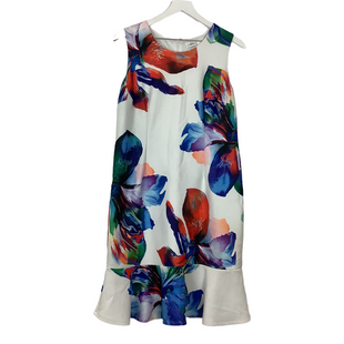 Primary Photo - BRAND: CATO STYLE: DRESS SHORT SLEEVELESS COLOR: FLORAL SIZE: 14 SKU: 208-208142-12544