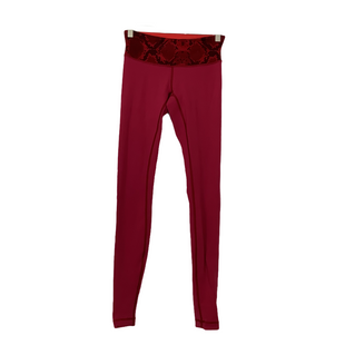 Primary Photo - BRAND: LULULEMON STYLE: ATHLETIC CAPRIS COLOR: MAGENTA SIZE: 4 SKU: 208-208114-44808AS IS.