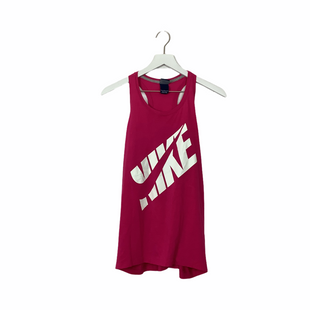 Primary Photo - BRAND: NIKE STYLE: ATHLETIC TANK TOP COLOR: PINK SIZE: L SKU: 208-208158-1029AS IS