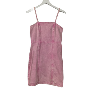 Primary Photo - BRAND: DIVIDED STYLE: DRESS SHORT SLEEVELESS COLOR: PINK SIZE: S SKU: 208-208142-13072