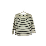 Primary Photo - BRAND: FOREVER 21 <BR>STYLE: SWEATER LIGHTWEIGHT <BR>COLOR: STRIPED <BR>SIZE: L <BR>SKU: 208-208142-10364<BR>AS IS