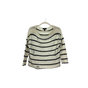 Primary Photo - BRAND: FOREVER 21 STYLE: SWEATER LIGHTWEIGHT COLOR: STRIPED SIZE: L SKU: 208-208142-10364AS IS