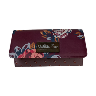 Primary Photo - BRAND: MATILDA JANE STYLE: WALLET COLOR: FLORAL SIZE: MEDIUM SKU: 208-208131-25272