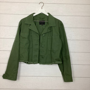 Primary Photo - BRAND: SANCTUARY STYLE: JACKET OUTDOOR COLOR: OLIVE SIZE: M SKU: 208-208131-21222