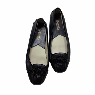 Primary Photo - BRAND: MICHAEL BY MICHAEL KORS STYLE: SHOES DESIGNER COLOR: BLACK SIZE: 7.5 SKU: 208-208114-41815